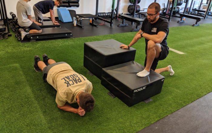 athlete coaching